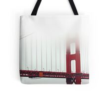 Out of the San Francisco Fog Tote Bag
