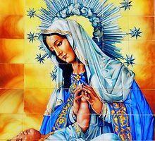 La Virgen de la Providencia by Jaime Hernandez