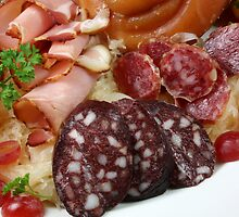 Choucroute Alsacienne by SmoothBreeze7