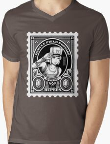 Legend of Postage Mens V-Neck T-Shirt