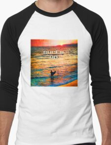 Venice Beach Boogie Men's Baseball ¾ T-Shirt