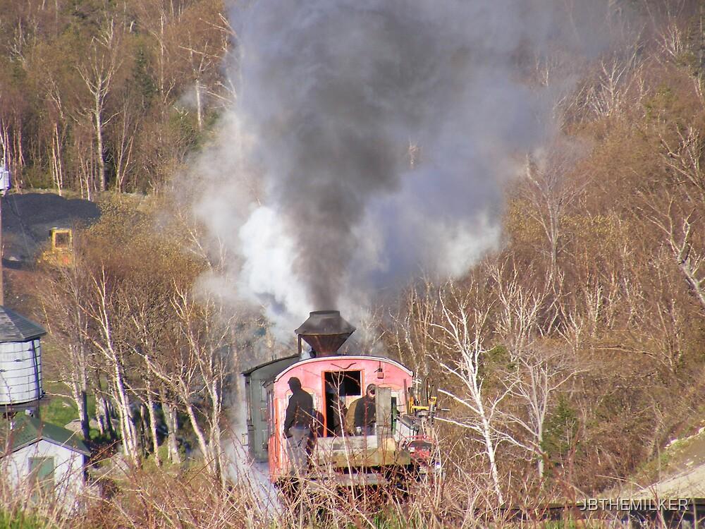 MT Washington Cog Railway by JBTHEMILKER