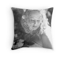 For Life... Throw Pillow