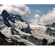 Matterhorn Valley mountains Photographic Print