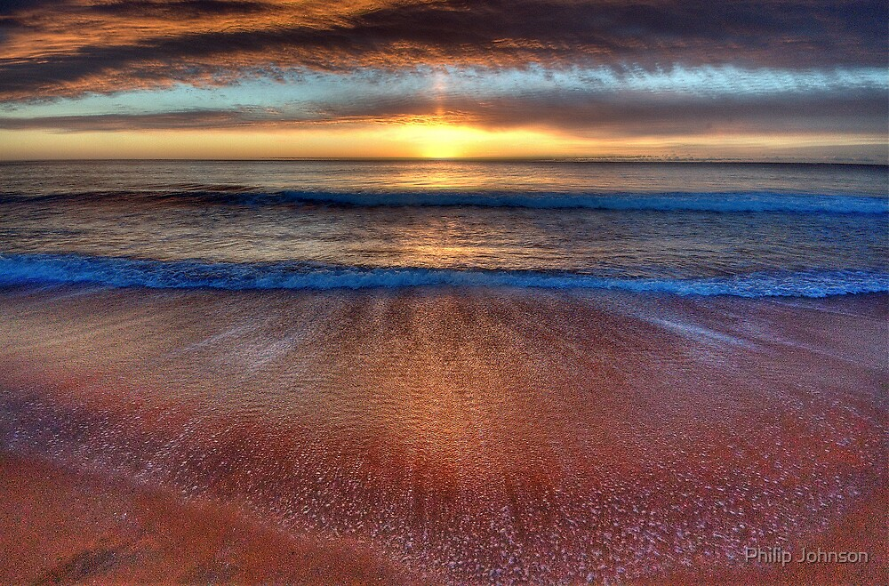 Anticipation - Newport Beach - The HDR Experience by Philip Johnson