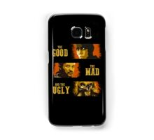 The Good, The Mad, and The Ugly Samsung Galaxy Case/Skin