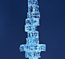 Stacked Glass by Suzanne Spangberg