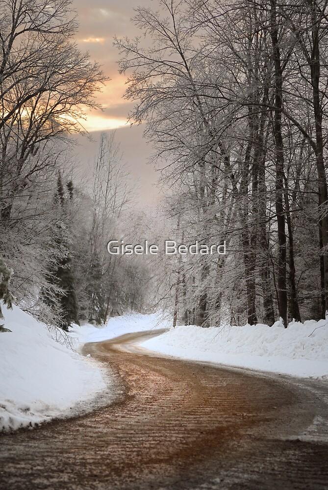 My Road by Gisele Bedard