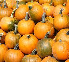 Pumpkins by JBTHEMILKER