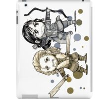 Fili and Kili Chibi iPad Case/Skin