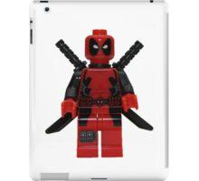 LEGO Deadpool iPad Case/Skin