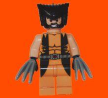 LEGO Wolverine Kids Tee