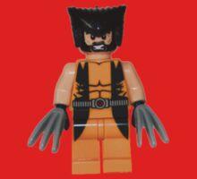 LEGO Wolverine One Piece - Long Sleeve