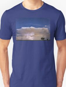 Springtime Thunderstorm On the Colorado Plains Unisex T-Shirt