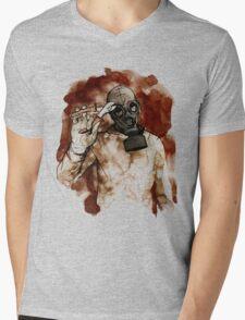 You'd Better Start Talkin' Mens V-Neck T-Shirt