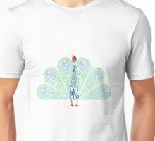 The Other Guys Peacock Unisex T-Shirt