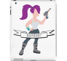 Leela - Independent iPad Case/Skin