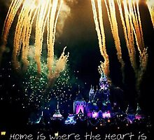 Home is where the heart is  by Ranthony13