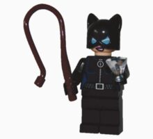 LEGO Catwoman One Piece - Short Sleeve