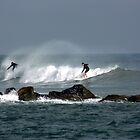 SURFING by TomBaumker