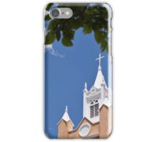 Faith in Old Town iPhone Case/Skin