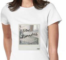 New Romantics polaroid Womens Fitted T-Shirt