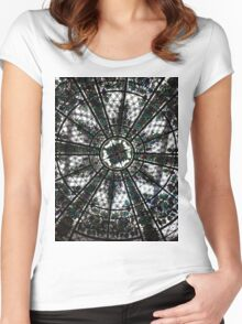 Glass Celling Women's Fitted Scoop T-Shirt