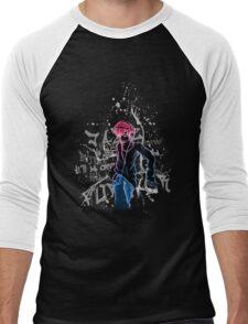 Hippin n da Hoppin Men's Baseball ¾ T-Shirt