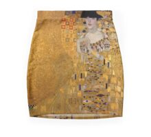 Gustav Klimt, Adele Bloch Bauer / Lady in Gold Mini Skirt