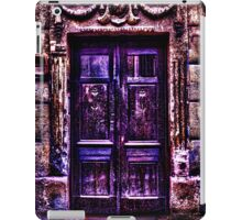 Old European Door Fine Art Print iPad Case/Skin