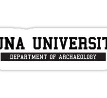 Luna University Sticker