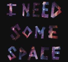 I Need Some Space Kids Tee