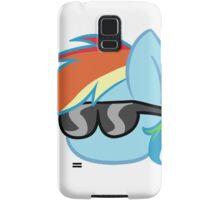 Rainbow Dash Ball 20% cooler Samsung Galaxy Case/Skin