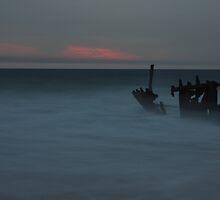 Departure time  by Luke Stephensen