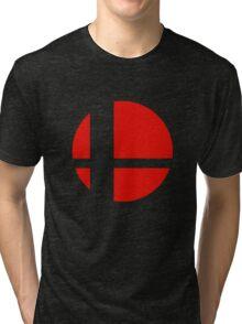 Smash Bros. Logo Tri-blend T-Shirt