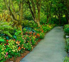 Gardens Big and Small by TeresaB