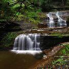 Ithaca's Buttermilk falls VIII by PJS15204