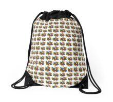 Rubiks Cuboid Drawstring Bag