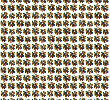 Rubiks Cuboid by GlesgaGeek