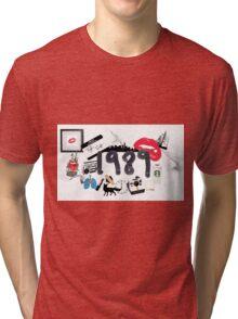 1989 Tri-blend T-Shirt