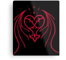 King Of The Heartless Metal Print