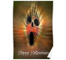 Happy Halloween to RB friends from Julie, Byron (Barnsis). Poster