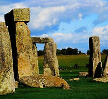 Great Britain, Stonehenge. 2009 by Igor Pozdnyakov