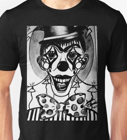 Happy Hell Circus Clown Unisex T-Shirt