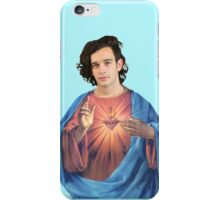 Matty Healy as Jesus iPhone Case/Skin