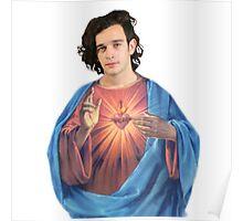 Matty Healy as Jesus Poster