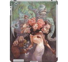 The Fanglehorn Troupe iPad Case/Skin