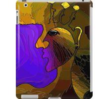 Smoldering Woman iPad Case/Skin