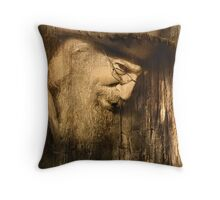 I'll Never Tell Where The Gold Is! Throw Pillow