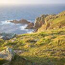 Lands End Sunset by Friendly Photog